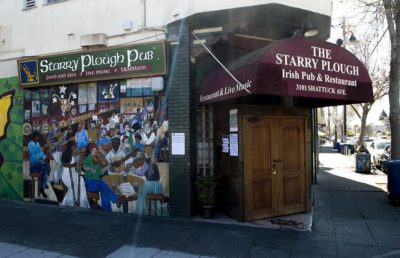 Starry Plough Pub