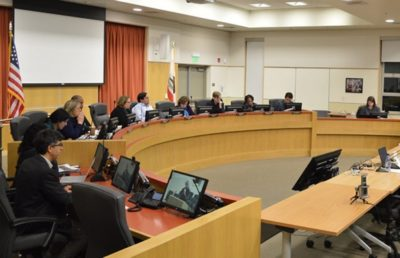 Berkeley City Council Meeting.