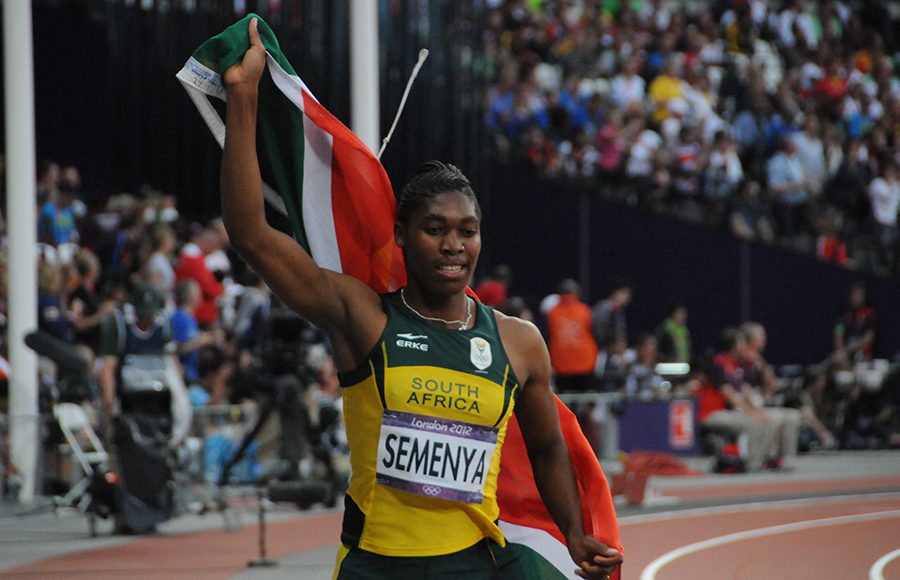 semenya gender black women in sports