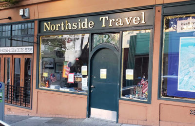 Berkeley's Northside Travel
