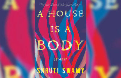 "Photo of the book, ""A House is a Body"""