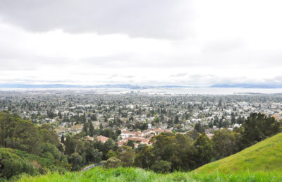 Photo from the Berkeley Hills