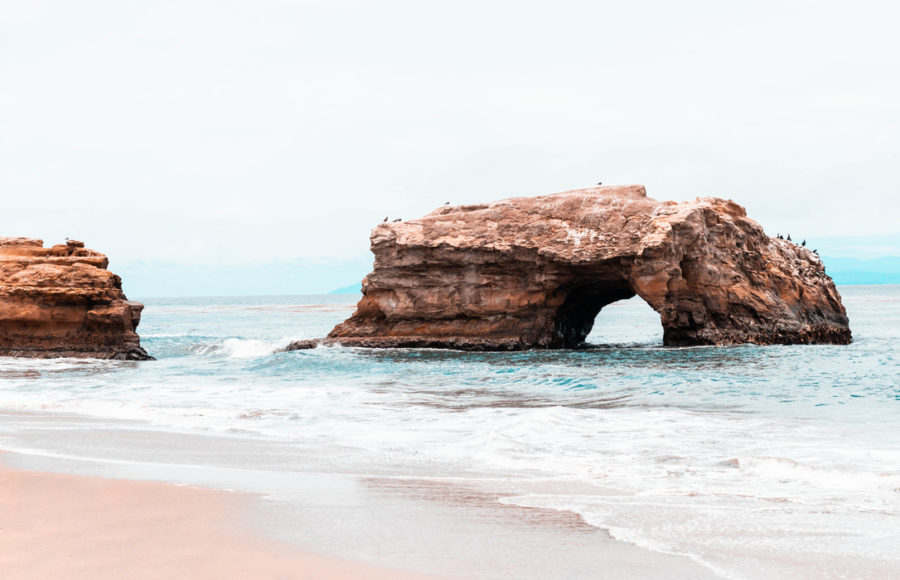 Photo of Natural Bridges State Beach