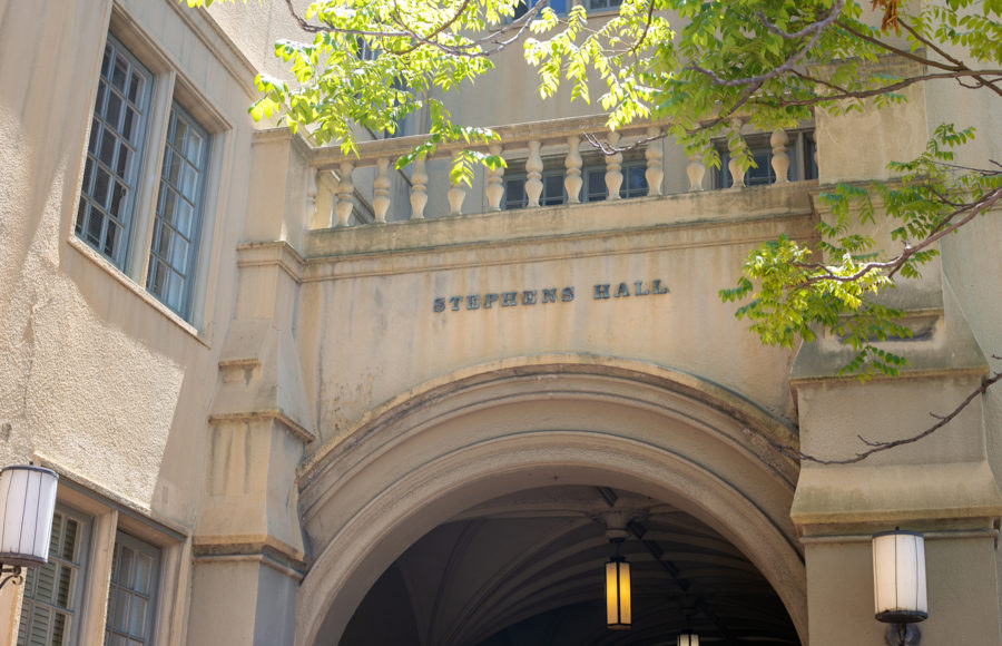 Photo of Stephens Hall, home to UC Berkeley's Study Abroad offices