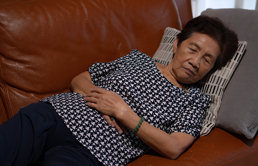Sleep and Alzheimer's disease are linked, UC Berkeley study finds