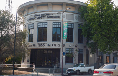 Photo of the Berkeley Police Department