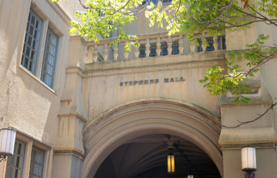 Photo of Stephens Hall, UC Berkeley