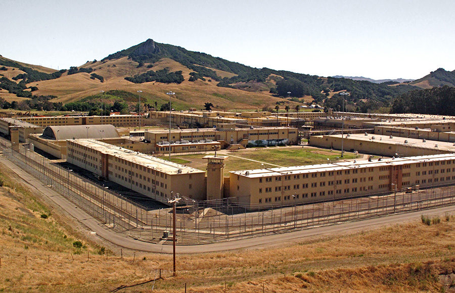 Photo of California Men's Colony, a California state prison