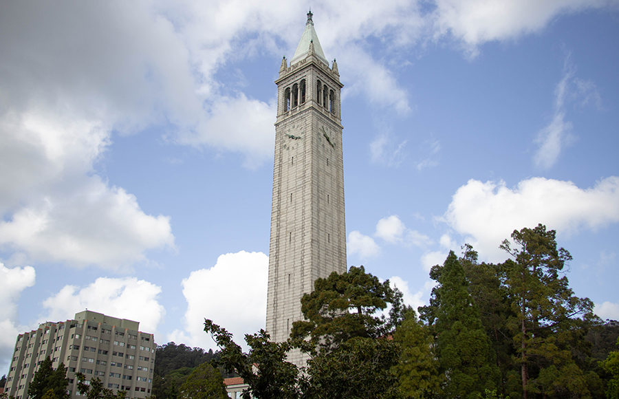 Photo of Sather Tower