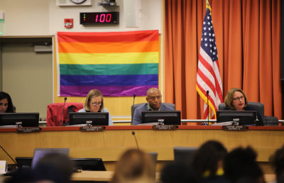 Photo of Berkeley City Council Meeting