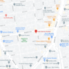 Google maps location for a missing person report