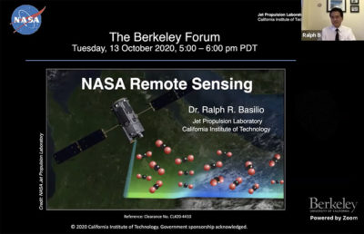 Photo of NASA Jet Propulsion Lab event