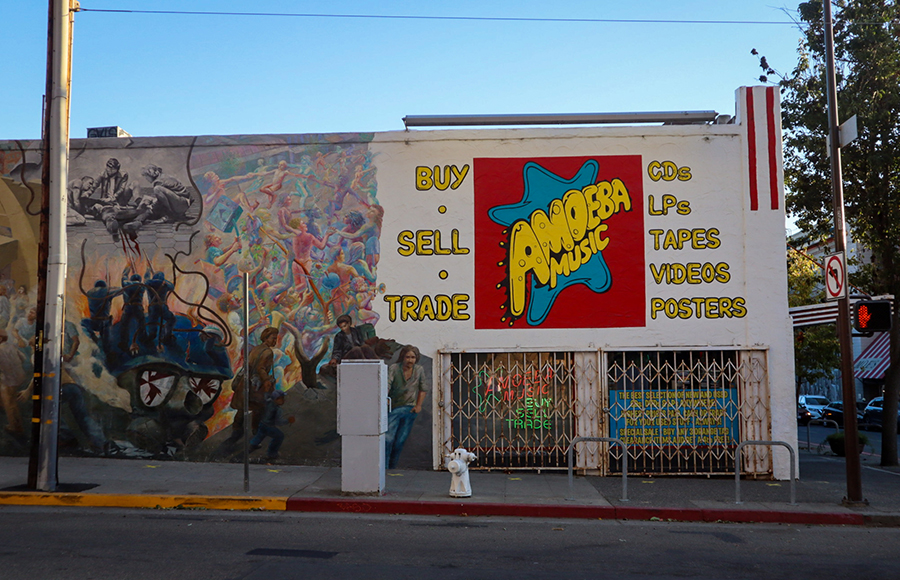 'Museum of music': Amoeba Music celebrates 30 years