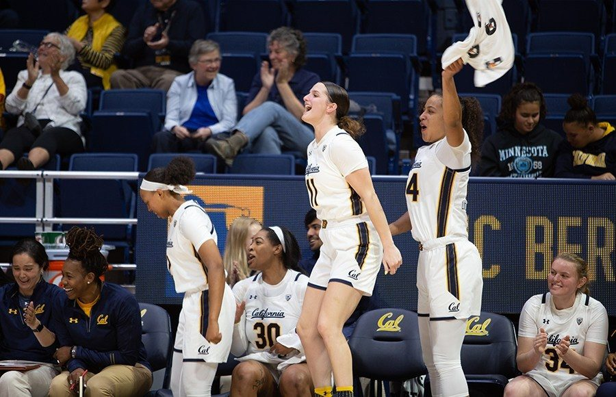 Cal Women's Basketball
