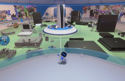 Photo of Astro's Playroom video game