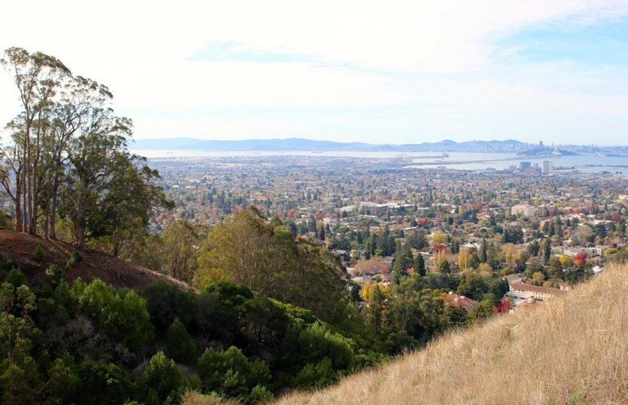 Photo of the Berkeley Hills