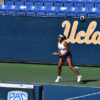 Photo of Haley Giavara of Cal Women's Tennis