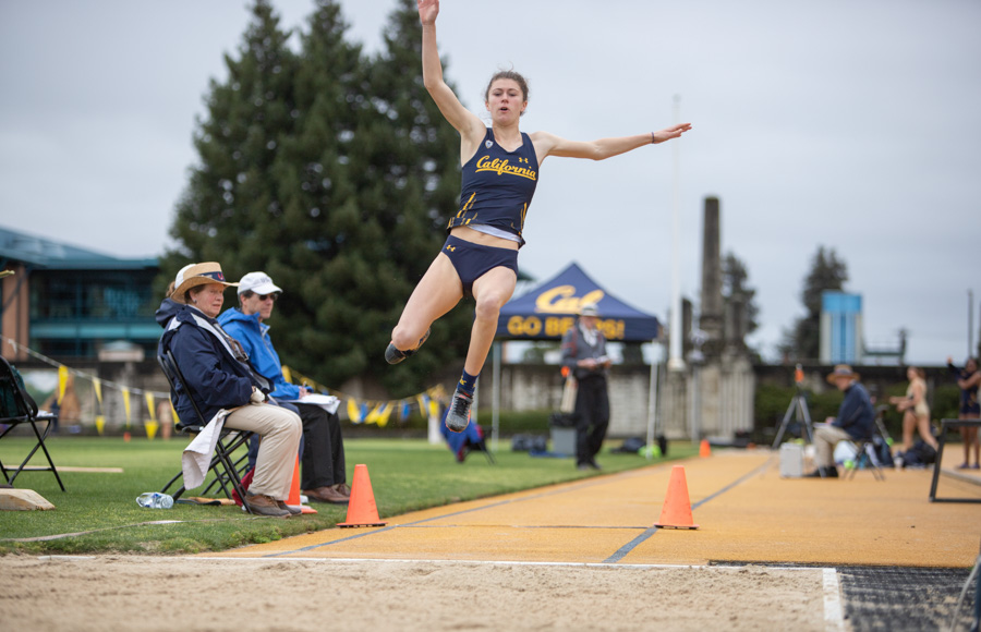 Return of track and field: Bears set to compete at Air Force Invitational