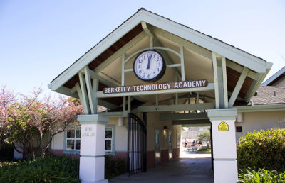 Photo of Berkeley Technology Academy