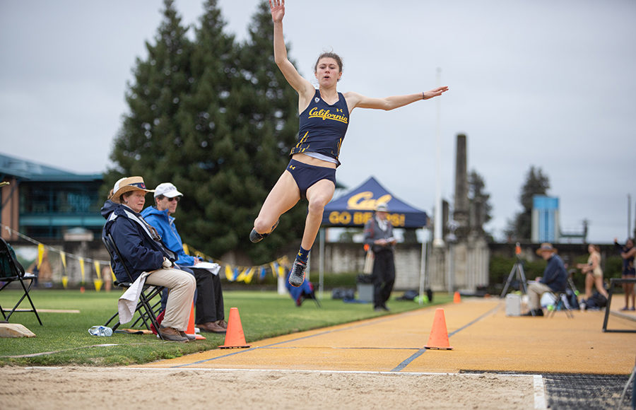 Photo of Cal Track and Field