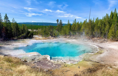 Image of Yellowstone Park