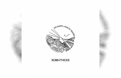 "Photo of Robin Thicke's album ""On Earth, and in Heaven"""