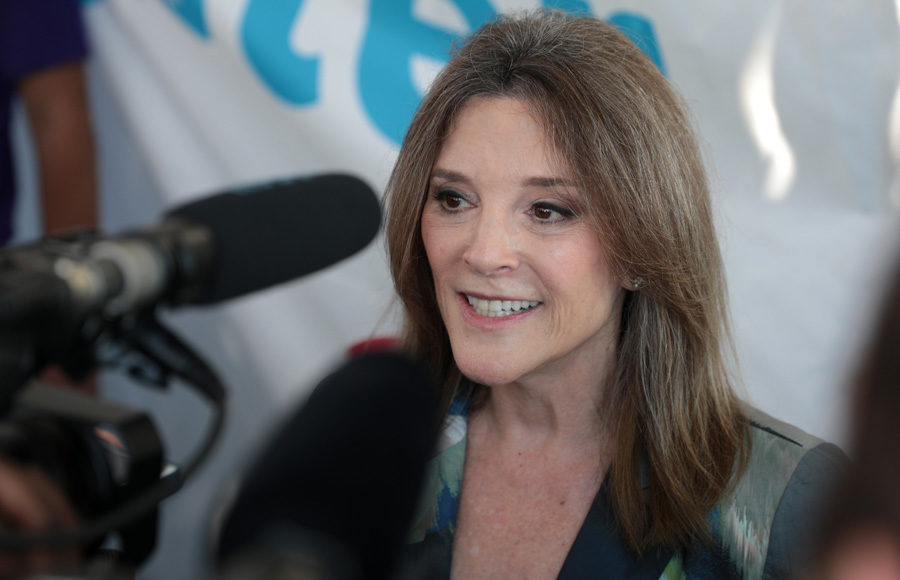 Image of marianne williamson