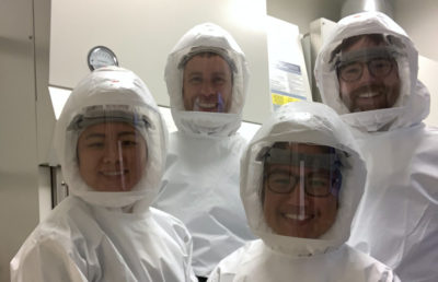 Image of scientists