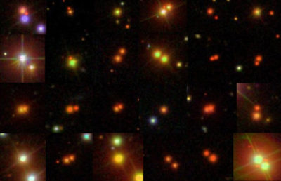 Photo of random assortment of binaries from the atlas