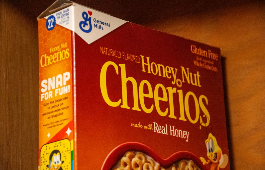 Photo of cereal