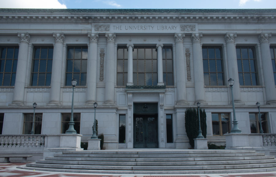 Image of Doe Library