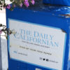 Photo of The Daily Californian Newspaper Rack