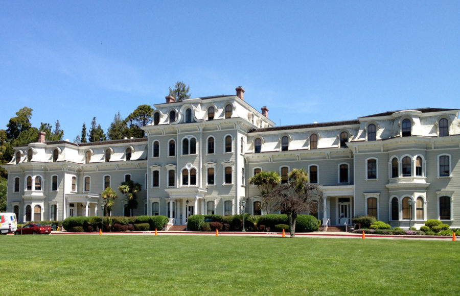 Image of Mills College