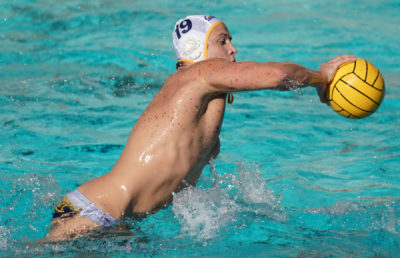 Image of Male Water Polo athlete