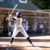 Image of softball player