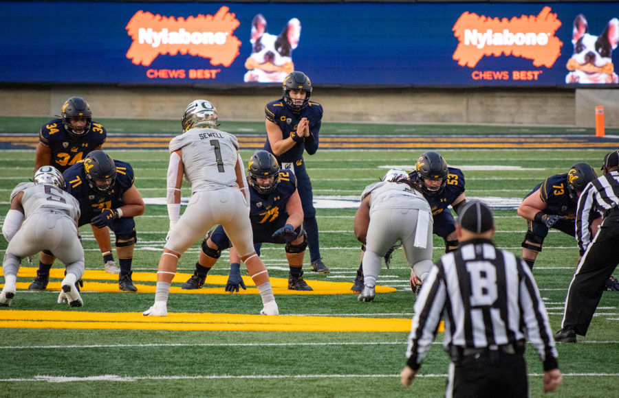 Photo of Chase Garbers of Cal Football