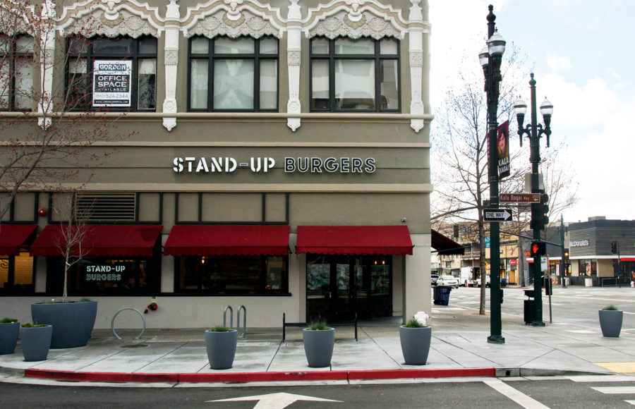 Photo of Stand-Up Burgers