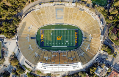 Photo of Cal Memorial Stadium