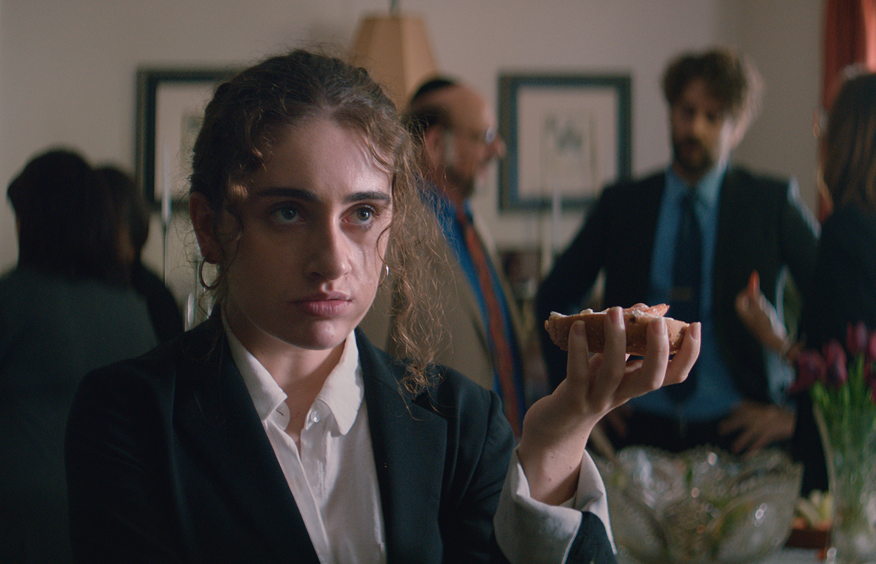 Say yes to the stress: 'Shiva Baby' rattles in clever, nail-biting comedy