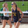 Photo of Ainsley Radell of Cal Beach Volleyball