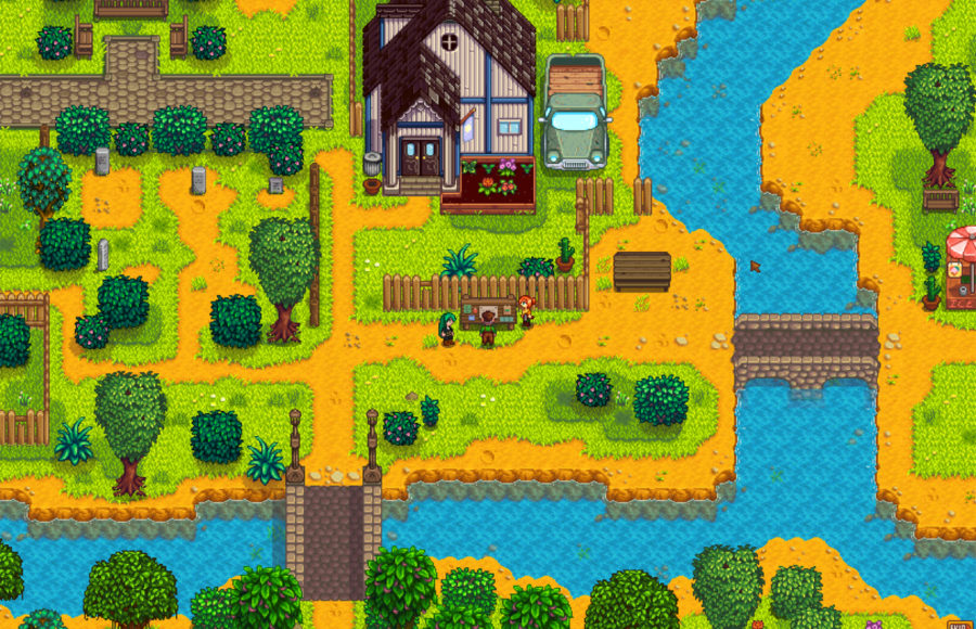 Photo of Stardew Valley