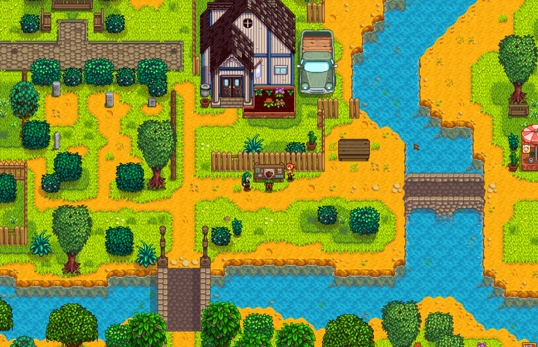 Clog Report: Inspired by Stardew Valley, student drops to become farmer
