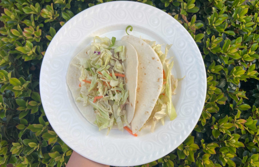 Image of fish tacos