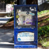 Photo of The Daily Californian newspaper box