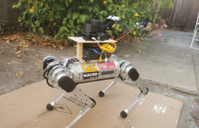 "Image of Robotic Guide ""Dog"""