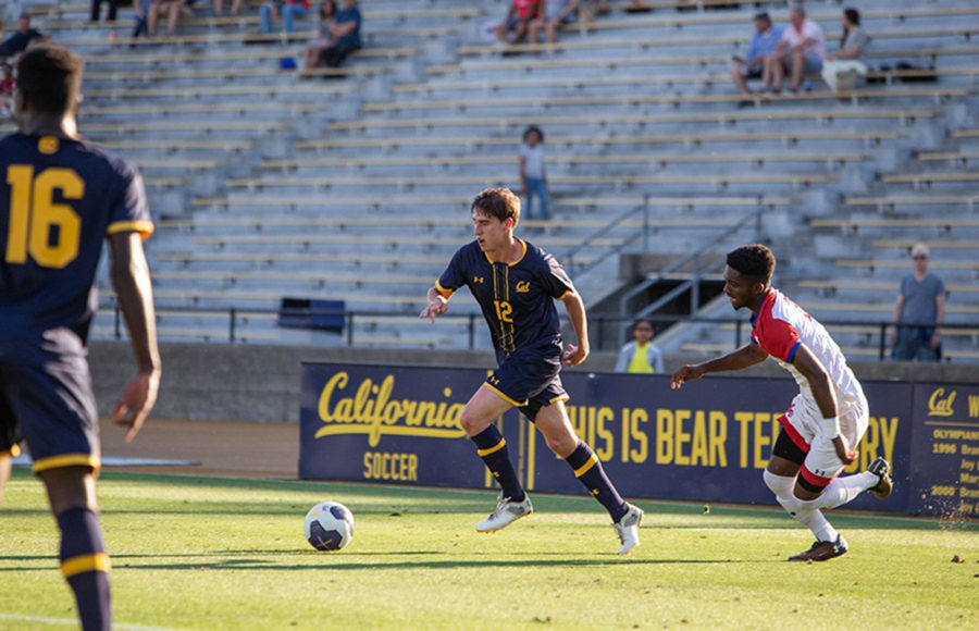 Photo of Cal Men's Soccer