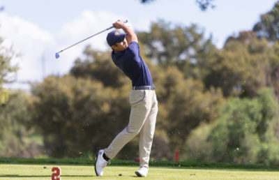 Image of male golfer
