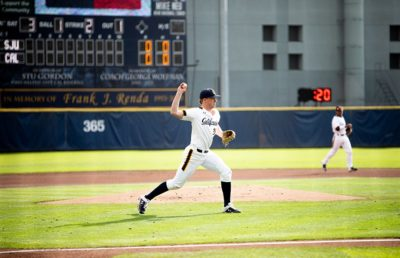 Photo of Cal Men's Baseball