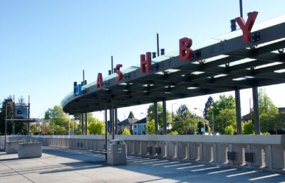 image of Ashby BART station