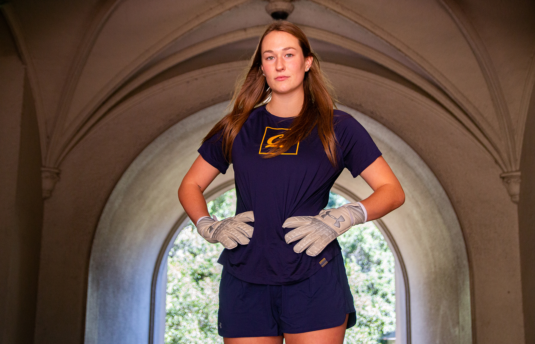 Angelina Anderson's ascent to Cal's cream of the crop